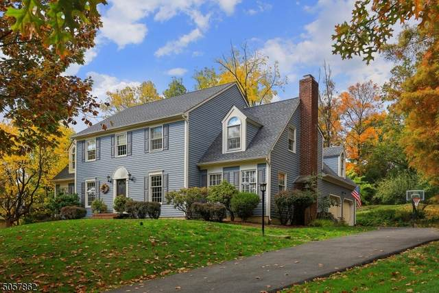 6 Knapton Hill Rd, Mendham Twp., NJ 07945 (MLS #3700554) :: The Sue Adler Team