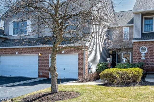 91 Kent Dr, Roseland Boro, NJ 07068 (#3700671) :: Jason Freeby Group at Keller Williams Real Estate