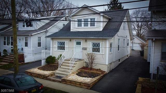 590 Buchanan St, Hillside Twp., NJ 07205 (MLS #3700979) :: Weichert Realtors