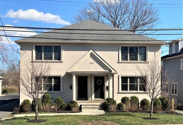 270 Main St D, Millburn Twp., NJ 07041 (MLS #3701202) :: SR Real Estate Group