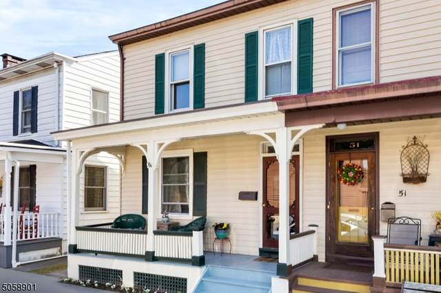 53 Perry St, Lambertville City, NJ 08530 (MLS #3701299) :: SR Real Estate Group