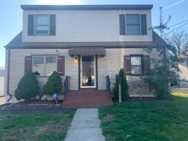 129 S 23rd St, Kenilworth Boro, NJ 07033 (MLS #3701419) :: The Dekanski Home Selling Team