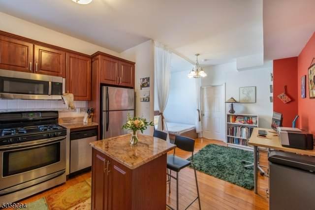 80 Bay St #7, Montclair Twp., NJ 07042 (MLS #3701488) :: Zebaida Group at Keller Williams Realty