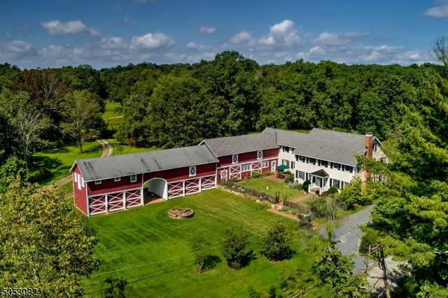 155 Old Farm Rd, Bedminster Twp., NJ 07921 (MLS #3701490) :: Weichert Realtors