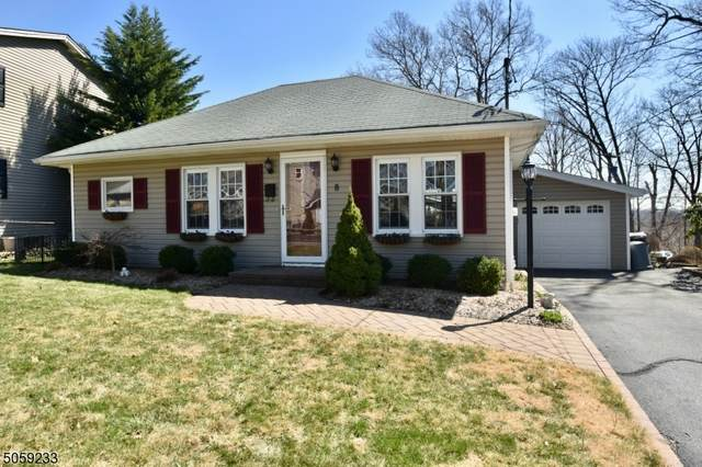 8 Hilltop Trl, Denville Twp., NJ 07834 (MLS #3701583) :: Team Cash @ KW