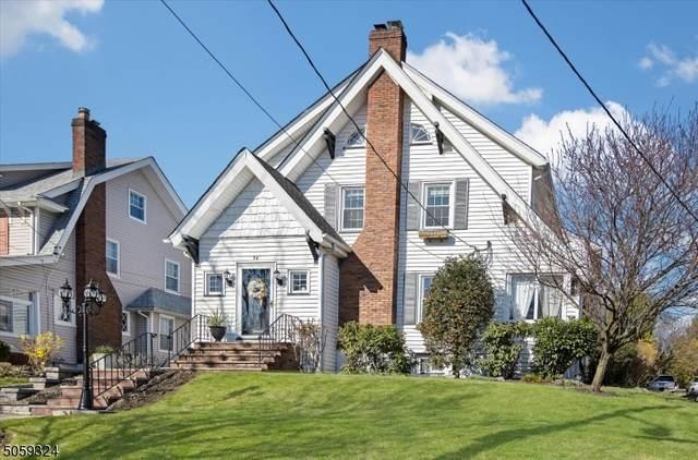 94 N Spring Garden Ave, Nutley Twp., NJ 07110 (MLS #3701632) :: RE/MAX Platinum
