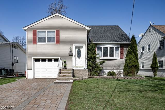 411 Plainfield Ave, Rahway City, NJ 07065 (MLS #3701662) :: The Dekanski Home Selling Team