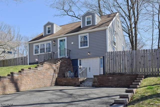 63 Hillairy Ave, Morristown Town, NJ 07960 (MLS #3701815) :: The Sikora Group