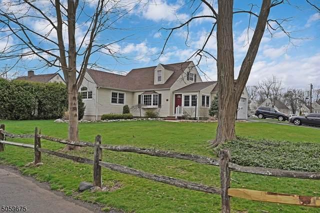 17 Oneida Pl, Cranford Twp., NJ 07016 (MLS #3701876) :: The Dekanski Home Selling Team