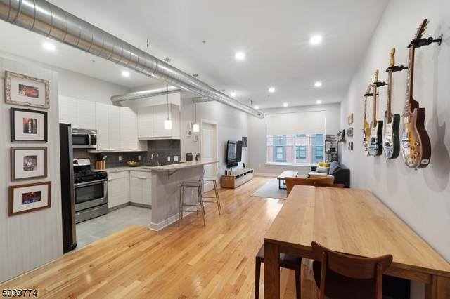 251 Newark Ave 3C, Jersey City, NJ 07302 (MLS #3701917) :: Provident Legacy Real Estate Services, LLC
