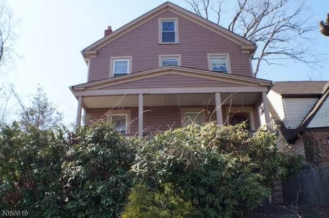 31 Lowell Ave, West Orange Twp., NJ 07052 (MLS #3702035) :: SR Real Estate Group