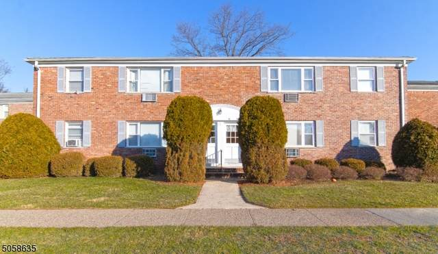 43 Conforti Ave #90, West Orange Twp., NJ 07052 (#3702054) :: Jason Freeby Group at Keller Williams Real Estate