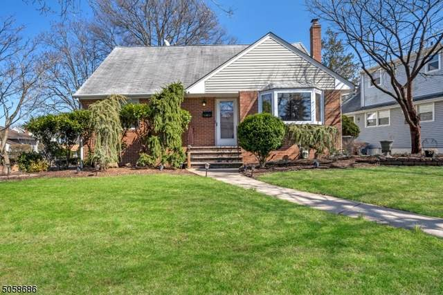 131 Berthold Ave, Rahway City, NJ 07065 (MLS #3702061) :: The Dekanski Home Selling Team
