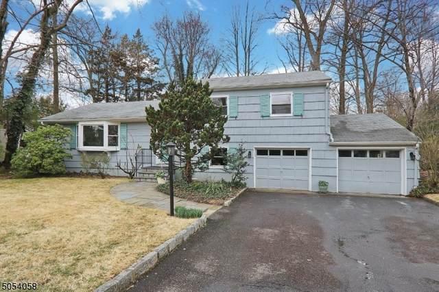 1376 Wood Valley Rd, Mountainside Boro, NJ 07092 (MLS #3702082) :: The Dekanski Home Selling Team