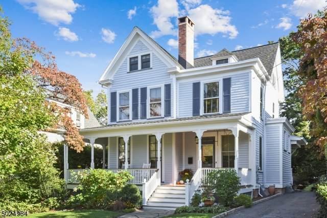 36 Green Ave, Madison Boro, NJ 07940 (MLS #3702093) :: RE/MAX Select