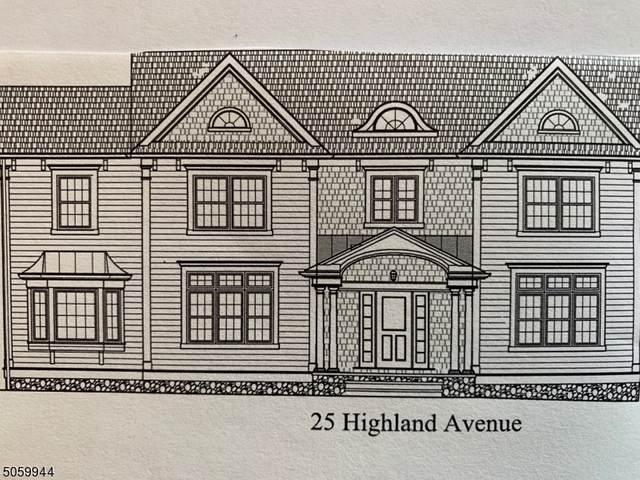 25 Highland Ave, Chatham Boro, NJ 07928 (MLS #3702137) :: SR Real Estate Group