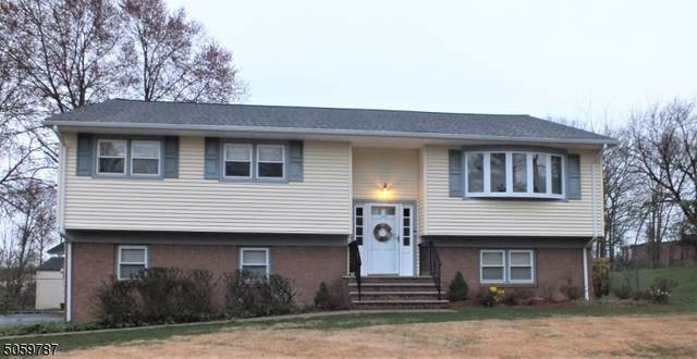 100 Griffith Dr, Hanover Twp., NJ 07981 (MLS #3702145) :: SR Real Estate Group