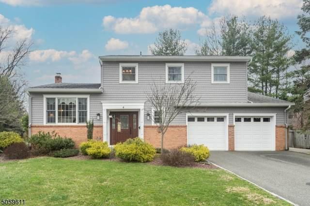 4 Laurel Ct, Verona Twp., NJ 07044 (MLS #3702283) :: Corcoran Baer & McIntosh