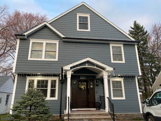 131 Baltusrol Way, Springfield Twp., NJ 07081 (MLS #3702295) :: The Dekanski Home Selling Team