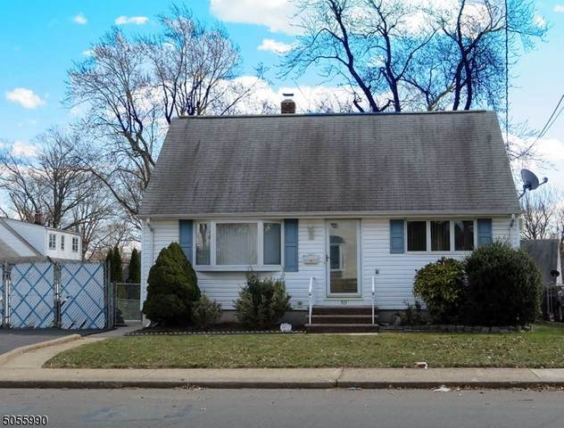 911 Madison Hill Rd, Rahway City, NJ 07065 (MLS #3702384) :: The Dekanski Home Selling Team