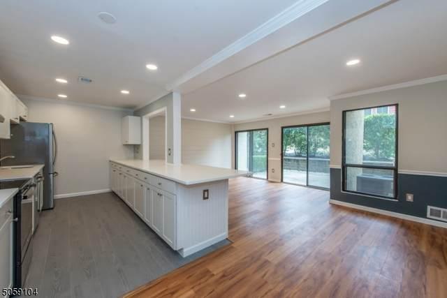 109 River Rd, Unit A4 A4, Nutley Twp., NJ 07110 (MLS #3702420) :: RE/MAX Platinum