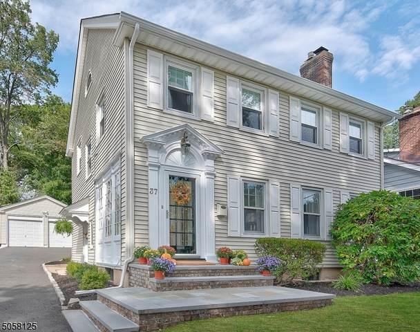 37 Yale Ter, West Orange Twp., NJ 07052 (MLS #3702421) :: Provident Legacy Real Estate Services, LLC