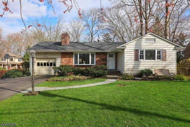 1461 Force Dr, Mountainside Boro, NJ 07092 (MLS #3702448) :: The Dekanski Home Selling Team