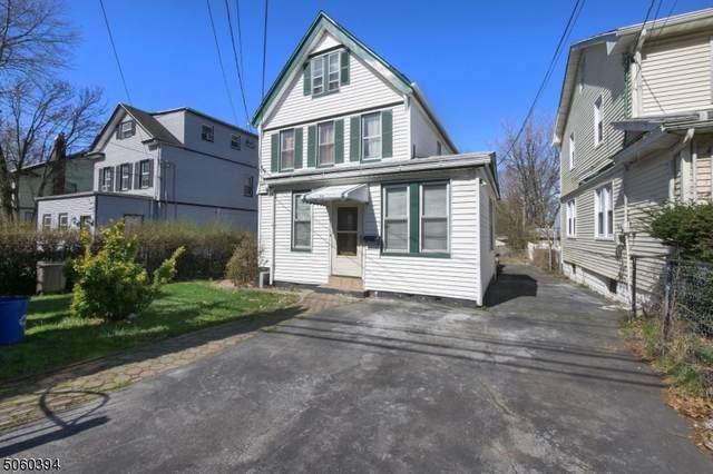 159 Orange Ave, Irvington Twp., NJ 07111 (MLS #3702455) :: SR Real Estate Group