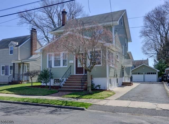 917 Ray Ave, Union Twp., NJ 07083 (MLS #3702465) :: RE/MAX Platinum
