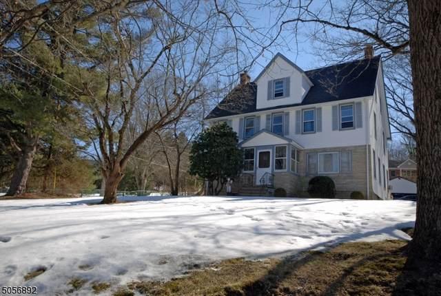 157 Meyersville Rd, Chatham Twp., NJ 07928 (MLS #3702481) :: The Sikora Group
