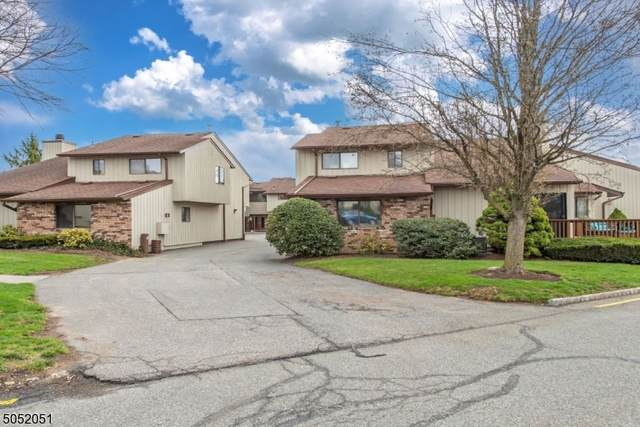 250 Ridgedale Ave I5 #5, Florham Park Boro, NJ 07932 (MLS #3702525) :: SR Real Estate Group