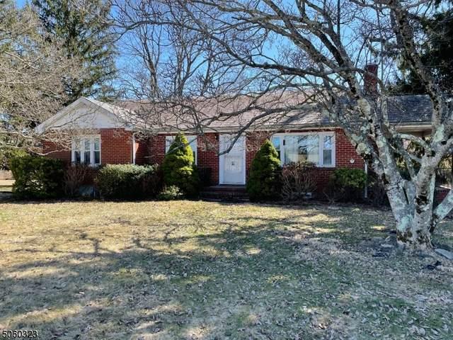 158 Featherbed Ln, Raritan Twp., NJ 08822 (MLS #3702530) :: SR Real Estate Group