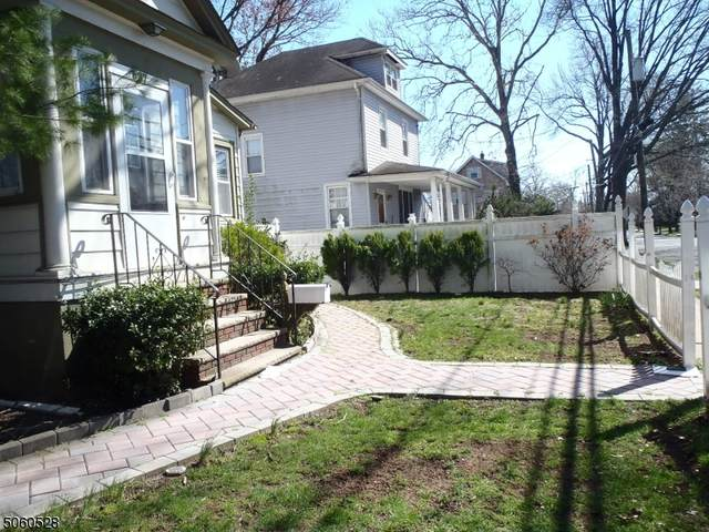 687 Jefferson Ave, Rahway City, NJ 07065 (MLS #3702546) :: The Dekanski Home Selling Team