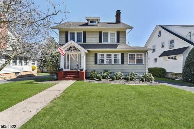 16 Harvard Ter, West Orange Twp., NJ 07052 (MLS #3702596) :: Provident Legacy Real Estate Services, LLC