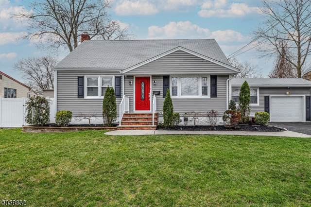 1487 Franklin St, Rahway City, NJ 07065 (MLS #3702609) :: The Dekanski Home Selling Team