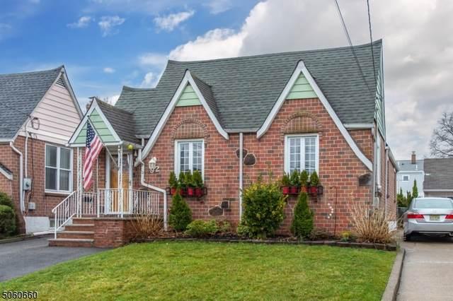 92 Merrill Rd, Clifton City, NJ 07012 (MLS #3702633) :: RE/MAX Platinum
