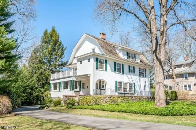 95 Ball Rd, Mountain Lakes Boro, NJ 07046 (MLS #3702732) :: SR Real Estate Group
