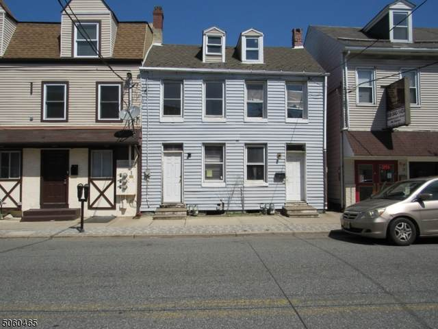 471 S Main St, Phillipsburg Town, NJ 08865 (MLS #3702779) :: The Sikora Group