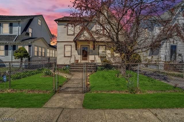 329 Sanford Ave, Hillside Twp., NJ 07205 (MLS #3702827) :: SR Real Estate Group