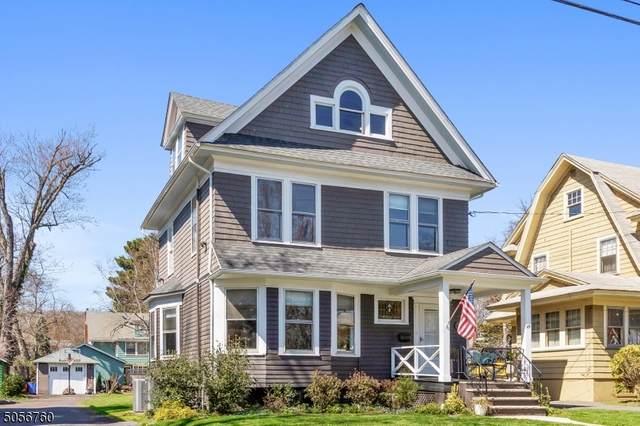 49 Burnet St, Maplewood Twp., NJ 07040 (MLS #3702856) :: The Michele Klug Team   Keller Williams Towne Square Realty