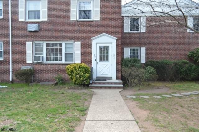 445 Morris Ave 13-D, Springfield Twp., NJ 07081 (MLS #3703028) :: The Dekanski Home Selling Team