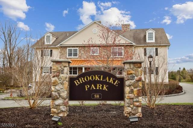 58 Brooklake Rd #4, Florham Park Boro, NJ 07932 (MLS #3703037) :: The Sue Adler Team