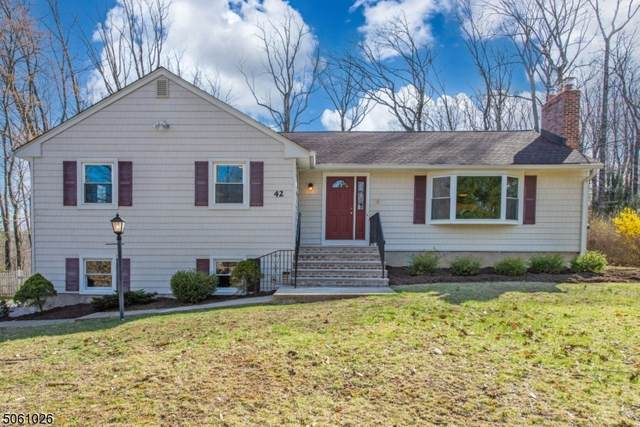 42 Shongum Rd, Randolph Twp., NJ 07869 (MLS #3703063) :: RE/MAX Platinum