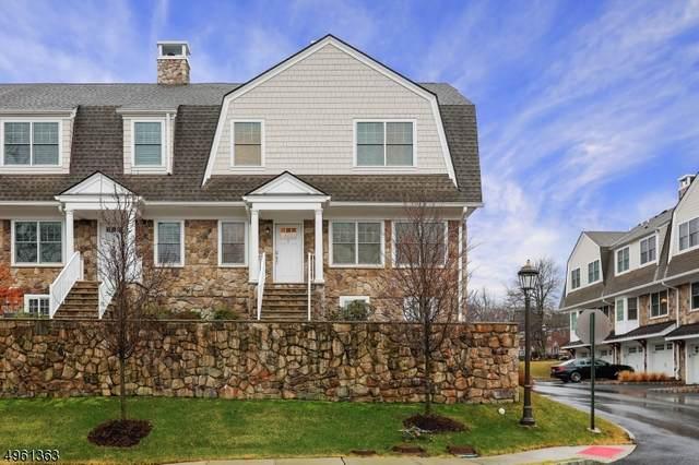 1 Foley Sq 1D, New Providence Boro, NJ 07974 (MLS #3703072) :: SR Real Estate Group