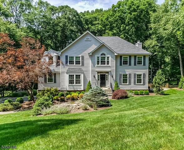 8 Heritage Court, Randolph Twp., NJ 07869 (MLS #3703076) :: The Sikora Group