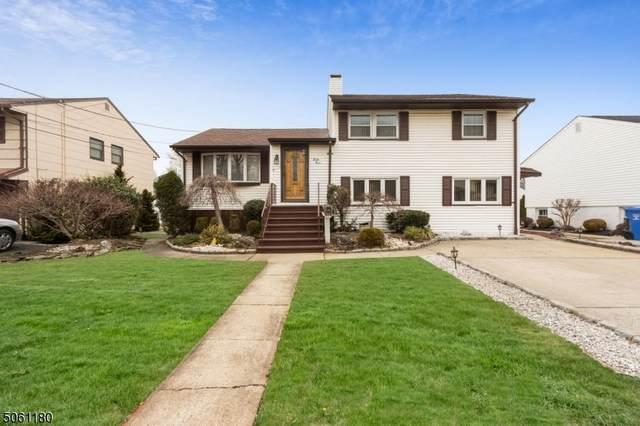 69 Sterling Dr, Woodbridge Twp., NJ 07067 (MLS #3703105) :: SR Real Estate Group