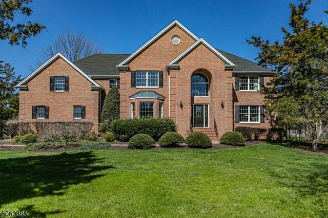 815 Atkinson Cir, Hillsborough Twp., NJ 08844 (MLS #3703120) :: Zebaida Group at Keller Williams Realty
