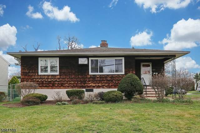 400 Claremont Pl, Cranford Twp., NJ 07016 (#3703130) :: Daunno Realty Services, LLC