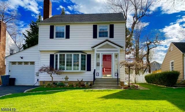 42 Colfax Rd, Springfield Twp., NJ 07081 (MLS #3703208) :: The Dekanski Home Selling Team