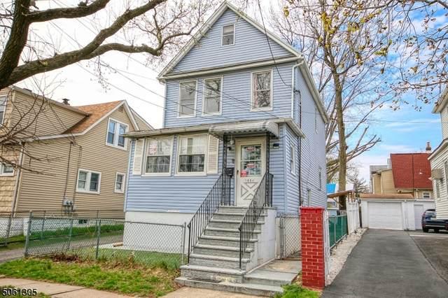 1604 Winans Ave, Linden City, NJ 07036 (MLS #3703212) :: The Dekanski Home Selling Team